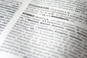 Summary of Common Family Law Terms (Vol. XI)