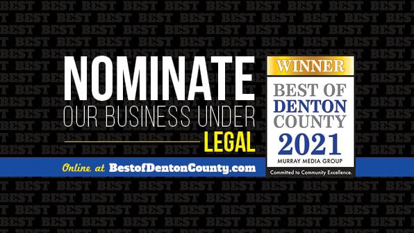 facebook Nomination Graphic